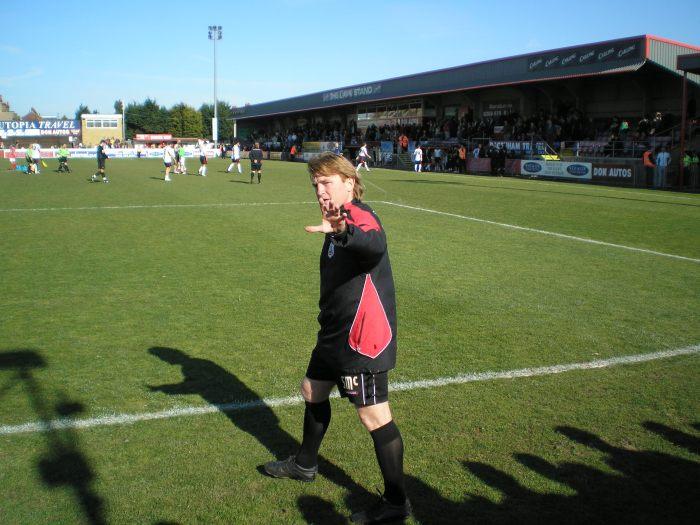 Stuart McCall Dagenham