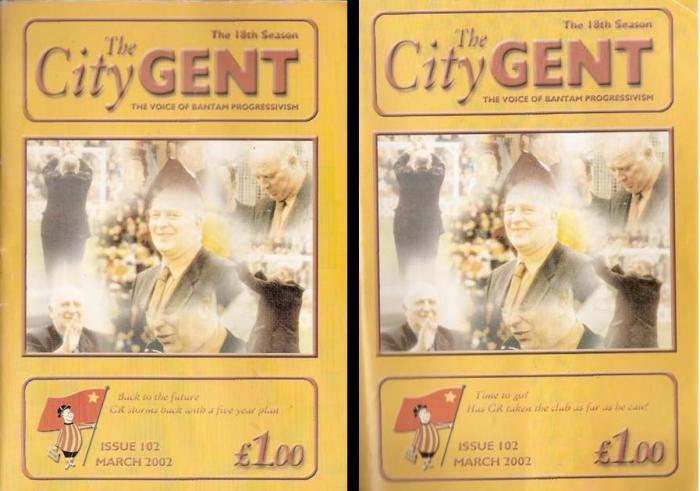 City Gent 102