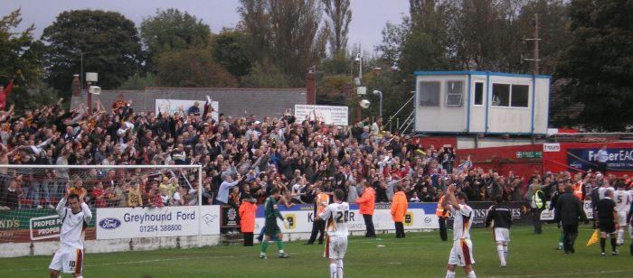 Accy away 2008
