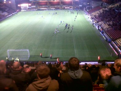 City exit Valley Parade after defeating Burton Albion in the previous round of the League Cup