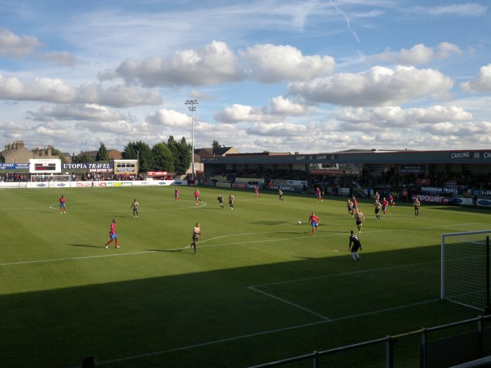 City v Dagenham 061012