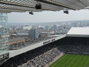 newcastle ground