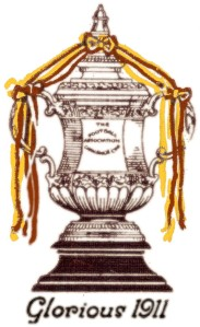 23 Glorious 1911 logo