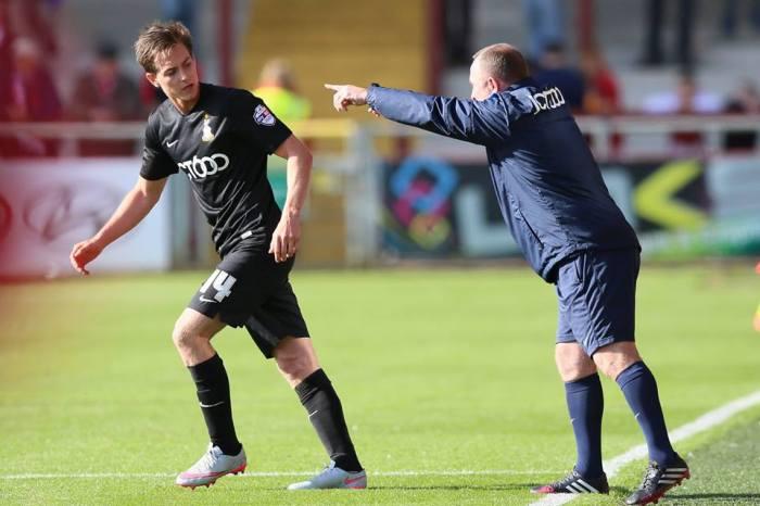 Image by Thomas Gadd - courtesy of Bradford City FC