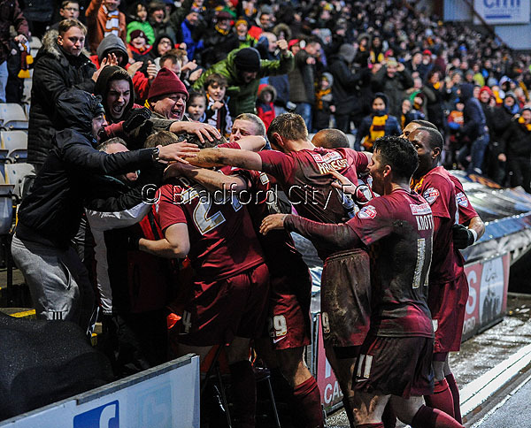 Image by Claire Epton - copyright Bradford City