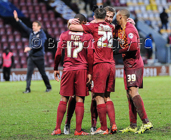 Image by Claire Epton - copyright Bradford City FC