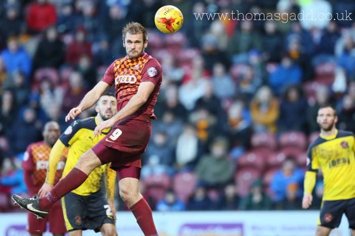 Image by Thomas Gadd - copyright Bradford City FC