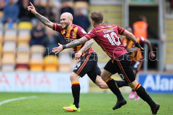 Picture by Thomas Gadd (copyright Bradford City)